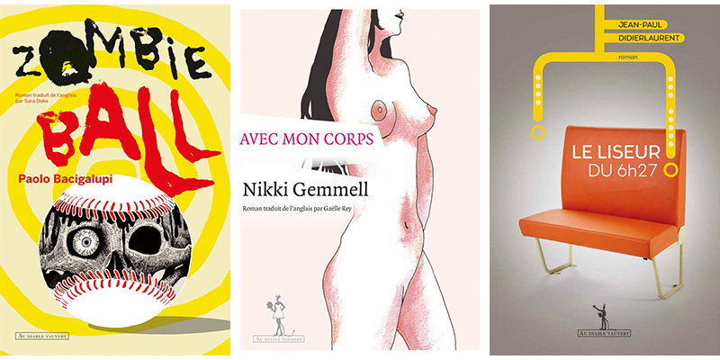 these books may not feature the most ground breaking design but they represent a significant departure for france because they feel like they belong