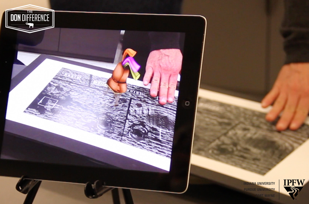 Haptic technology responds to the human touch.