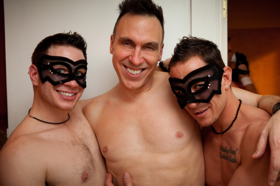 - Daniel Nardicio is the producer of seminal events and concerts such as his inspired pairing of Liza Minnelli and Alan Cumming at Fire Island's Ice Palace. As a gay nightlife impresario he created many of NYC's most notorious events of the past 20 years including his famed underwear parties.