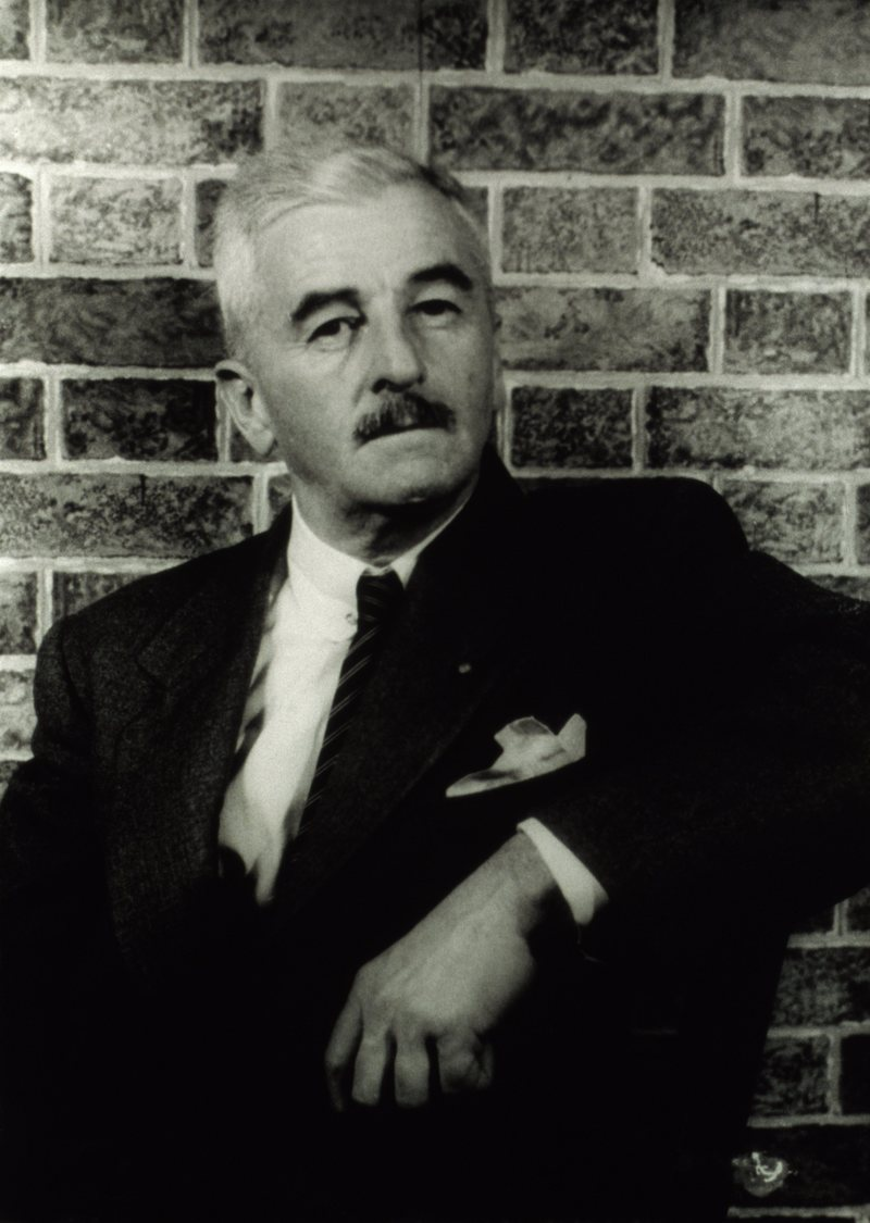 Faulkner was a good deal older than he looks in the pornographic sketches he drew of himself and Meta Carpenter Wilde. (Photo:  Carl Van Vechten/Public Domain )