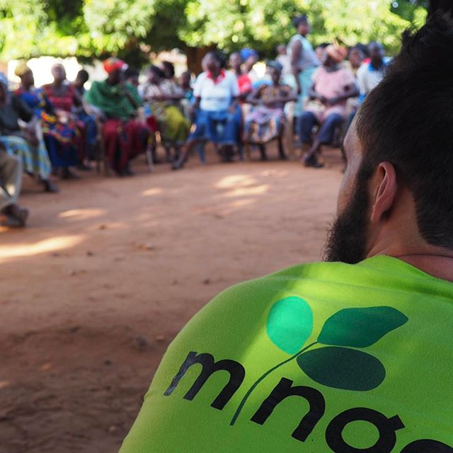 Last week, we held a community meeting to share our plans of growing more moringa under our One Million Moringa Trees Campaign. For our farmers, the impact goes beyond more delicious Minga products. More trees mean more income for widows with multiple school aged children. For farmers who can't forecast what they will earn in the next month, quarter, or year, more trees mean a steady and reliable source of income.  We're excited to do our small part in transforming this community--and you're invited to join us in this journey. To join us in our One Million Moringa Trees Campaign, simply place an order on mingafoods.com or our sister brand truemoringa.com and we'll plant a tree in your name. Make life healthy, make life count. 💜 🌍 . . . #MakeLifeHealthy #Moringa #Superfood #Natural #Vegan #Vegetarian #Health #Organic #Ghana #MadeInGhana #Accra #FitFam #EarthDay #green #bethechange #DoGood #environment #green #eco #sustainable #SocEnt
