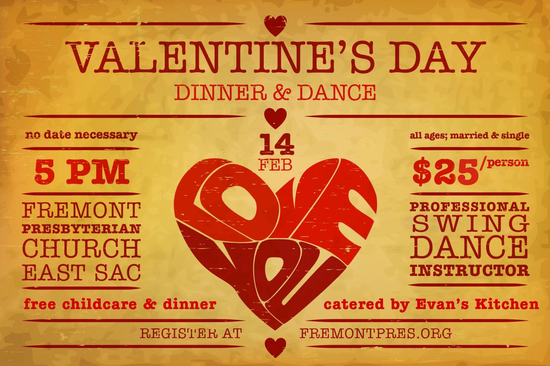 Valentine S Day Dance Fremont Presbyterian Church