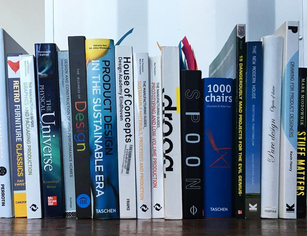 ON OUR BOOKSHELF: The 7 Best Design Books For Inspiration And Ideation
