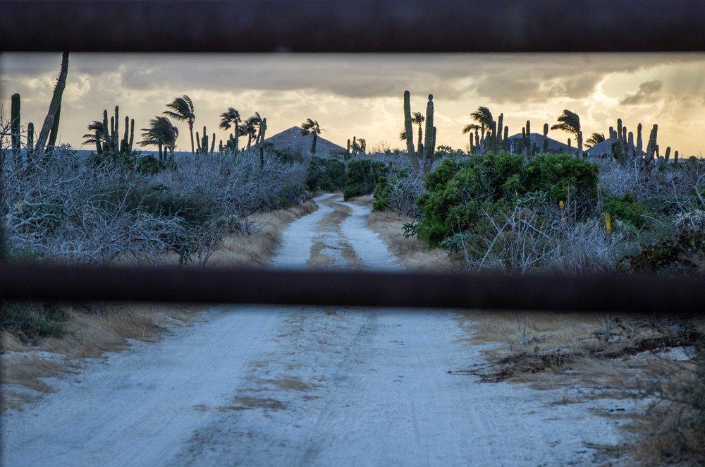 Private drive Baja