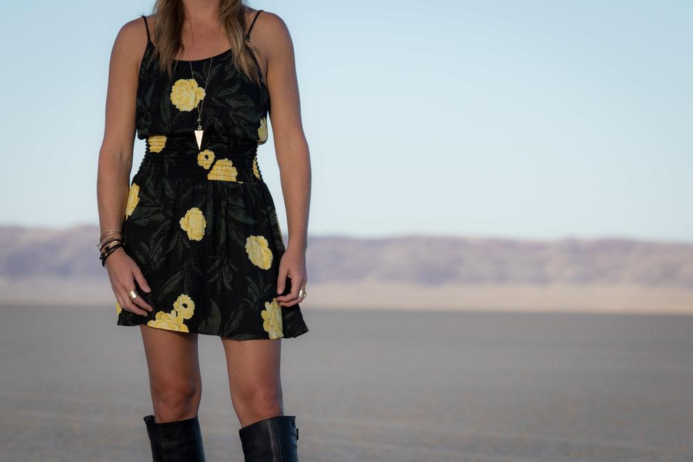LUX desert