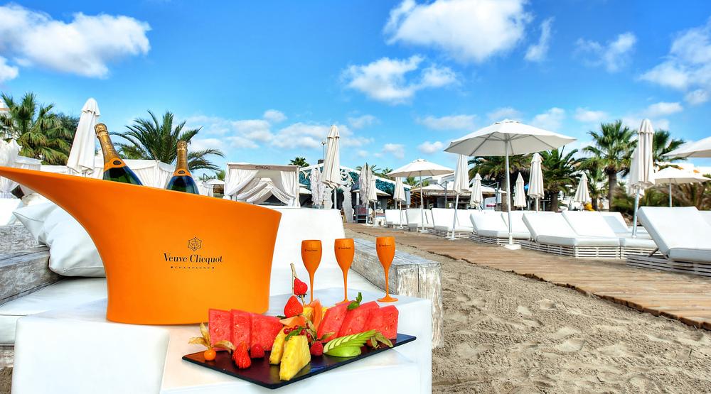TRAVEL   The 5 Best Ibiza Beach Clubs