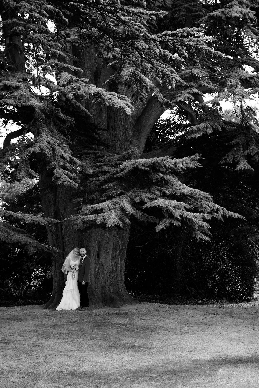 A wedding day portrait at Gunby Hall by Lincolnshire wedding photographer 166 photography