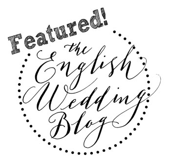 The English Wedding blog featured photographer