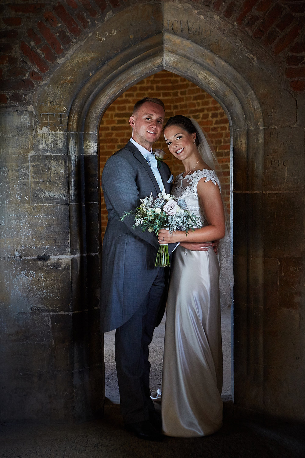 Wedding Photography at Tattershall Castle, Lincolnshire
