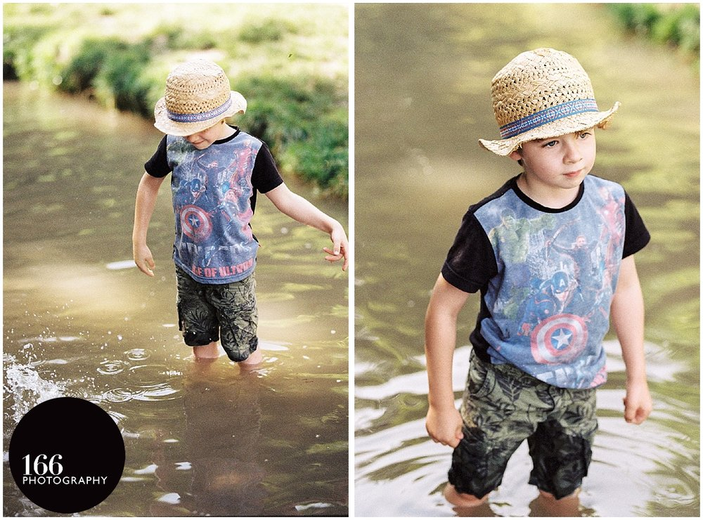 Family portrait photography Lincolnshire at Hubbard's Hills Louth