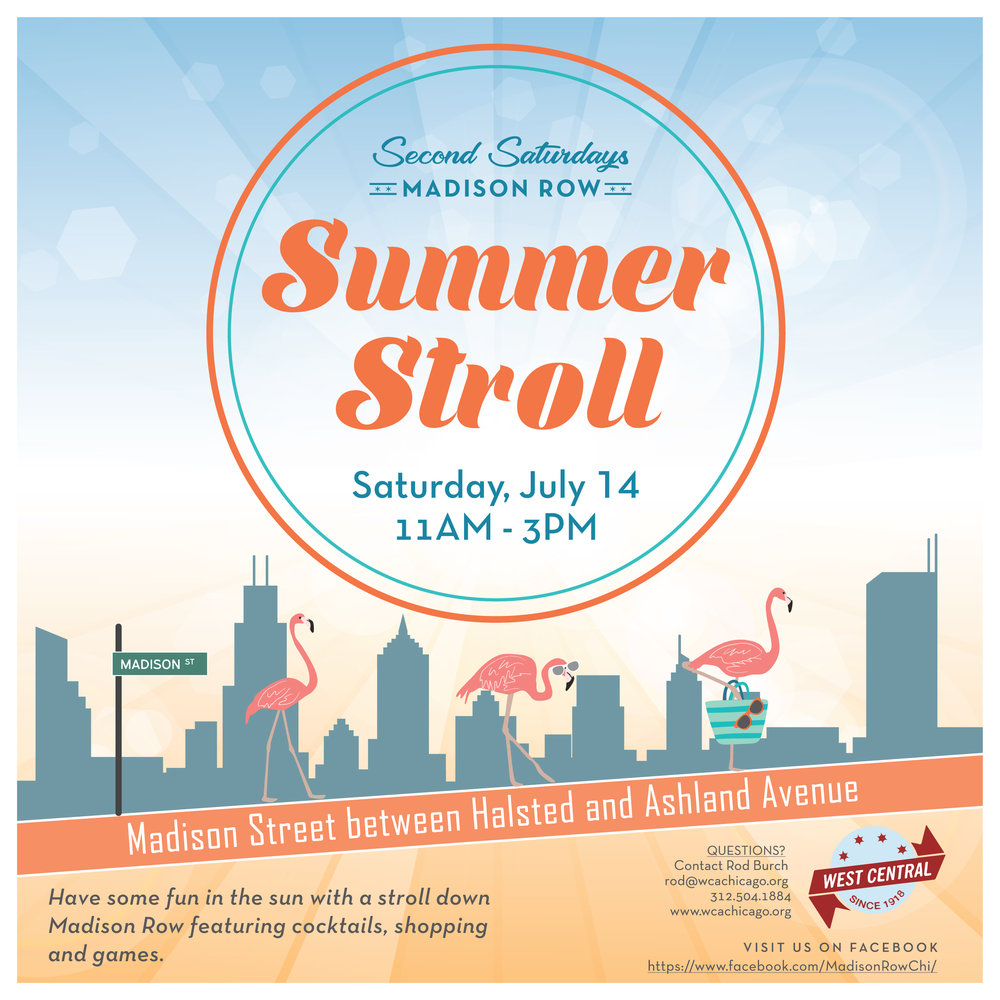 2018 Madison Row Saturday Events - SUMMER STROLL FINAL _INSTAGRAM POST.jpg