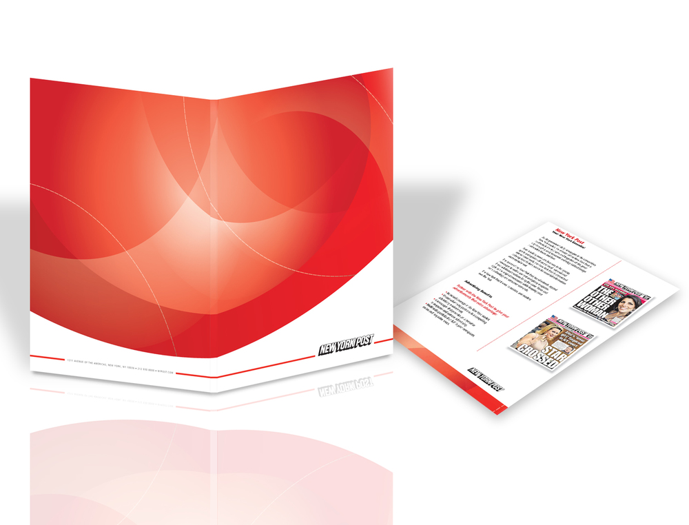 SALES MARKETING FOLDER