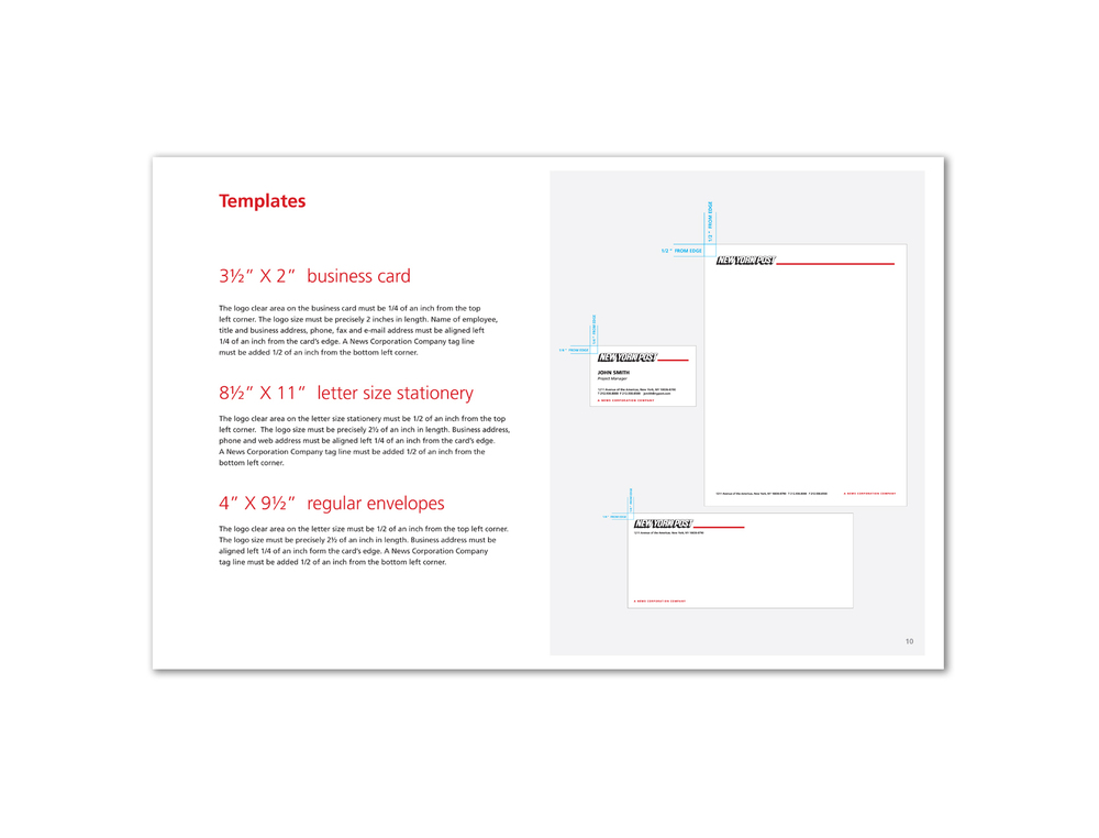 NYP IDENTITY GUIDELINES