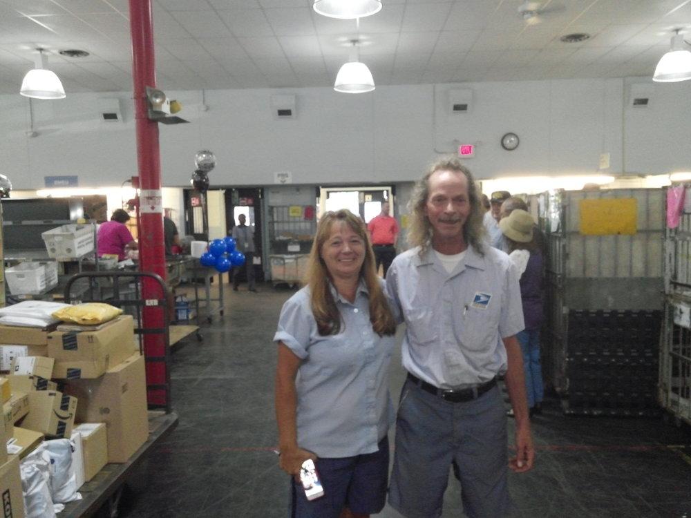 Karen Haser & James Farahey (Delaware)