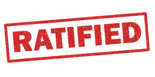 Contract Has Been Ratified Nalc Buckeye Branch 78 Columbus Ohio
