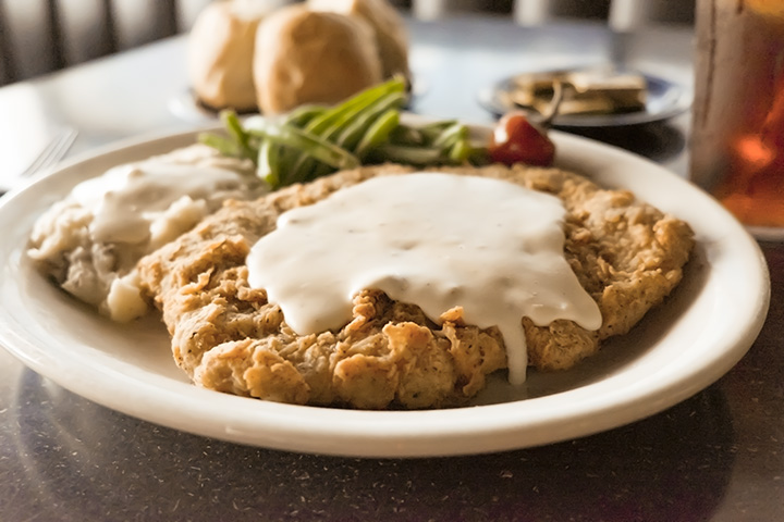 Chicken Fried Steak A Threadgills Tradition Threadgills