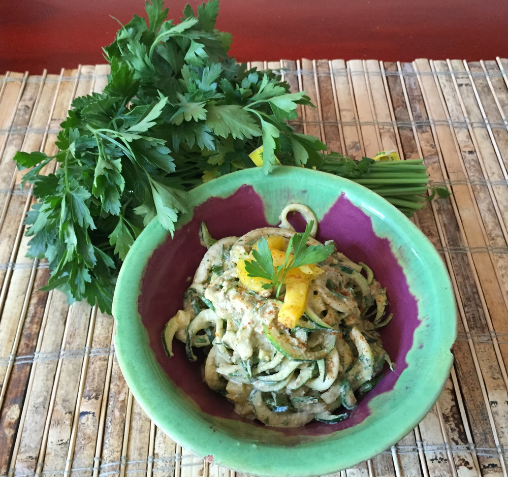 Raw_pasta_parsley.JPG