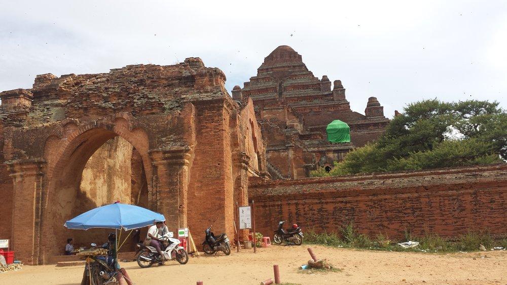 Demenegi Temple