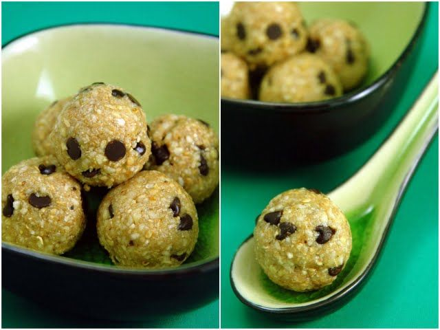 "CLICK for ""ENERGY BALLS"" Recipe"