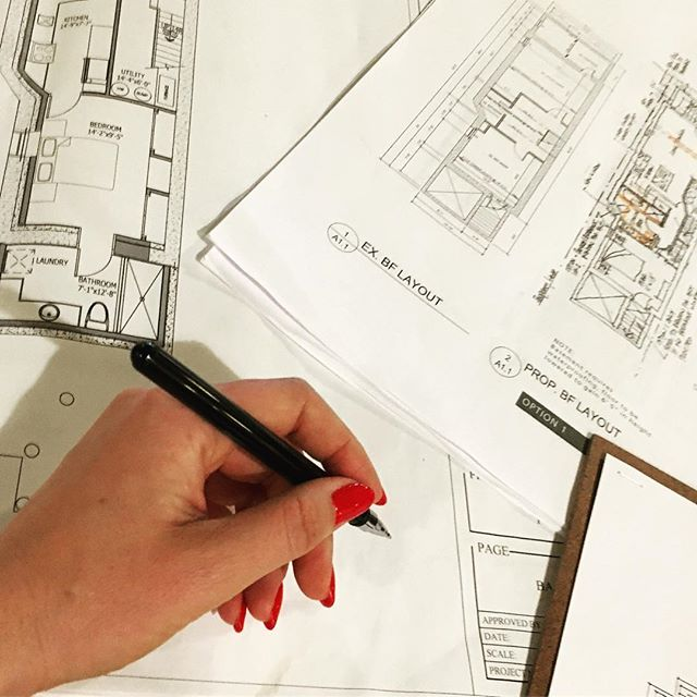 Always have a plan. . . . #ConceptualDrawings #FloorPlan #Layout #SpacePlanning #Renovation #Process #LifeDesigned #DesignTherapy #LHDT