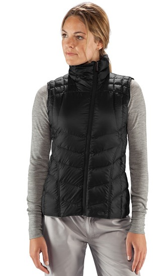 Winter Running Gear: The Down Vest — Hot Bird Running