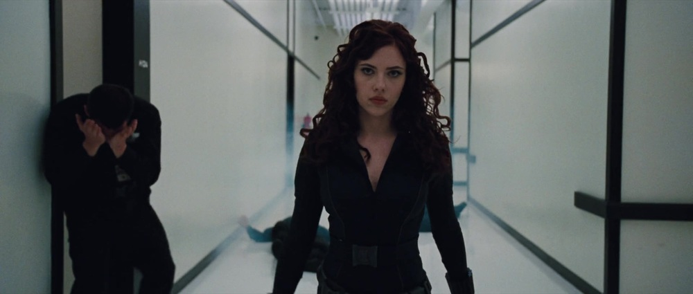 I'm so glad they fix her hair in the next movie.