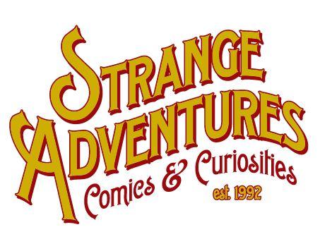 Our favourite comic book shop!