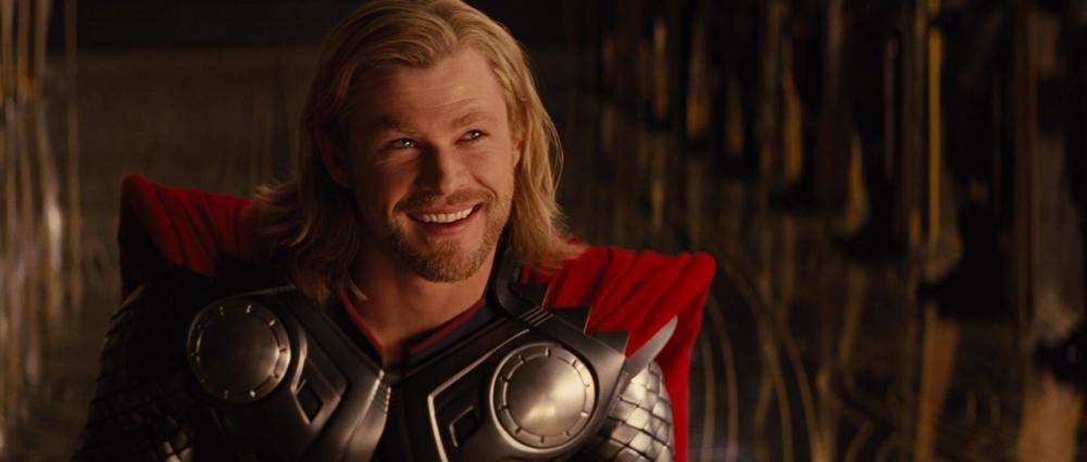 Yup. That guy looks like Thor.