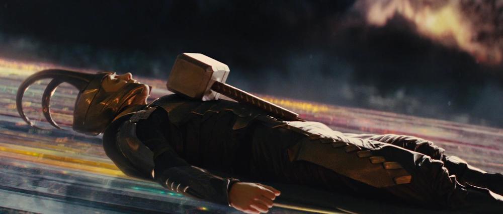 Mondays, am I right, Loki?