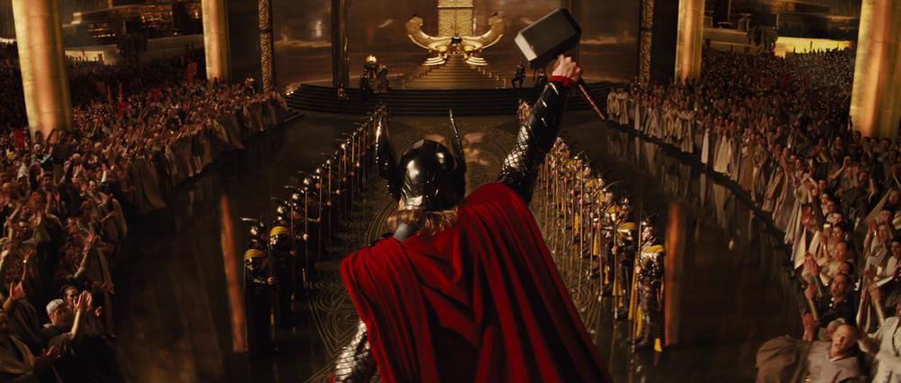 """""""No one rocks like Asgard!"""""""