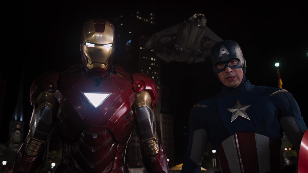 """""""Thanks for saving my life, Mr Stark. You are human garbage and I hate you."""""""