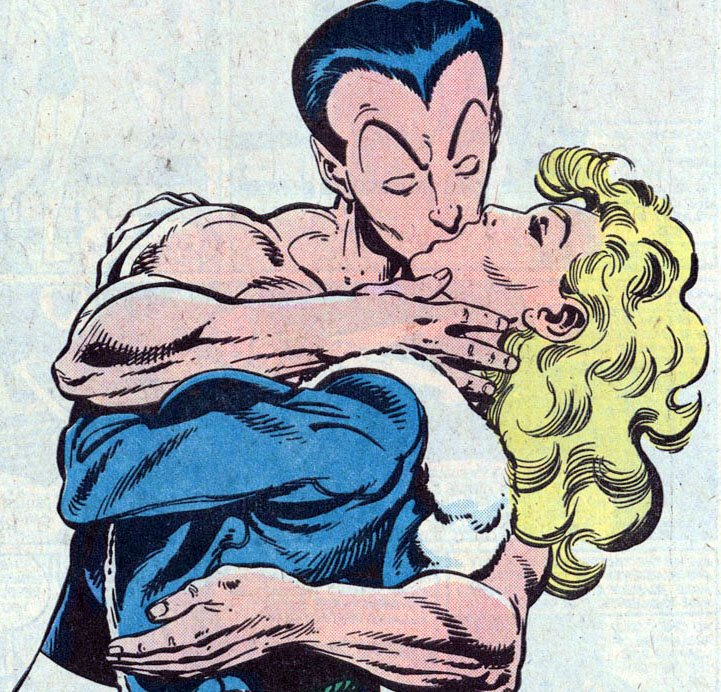 Mr Fantastic: Consider your wife banged.