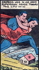 That's a pretty sexy Lois.