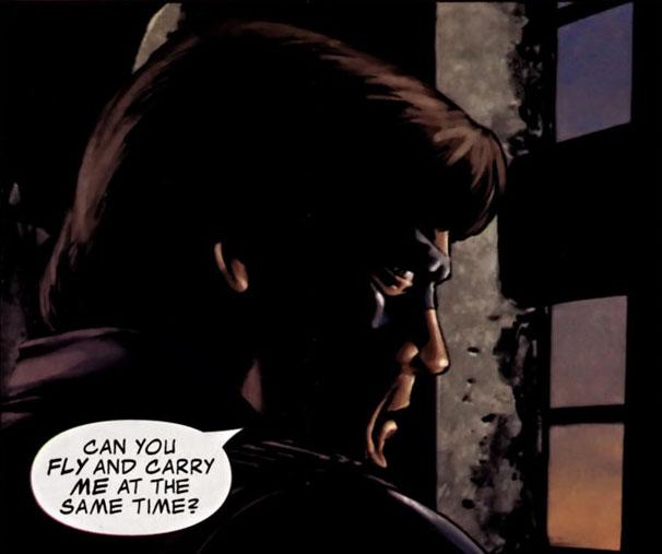 I'll find a way, Bucky.