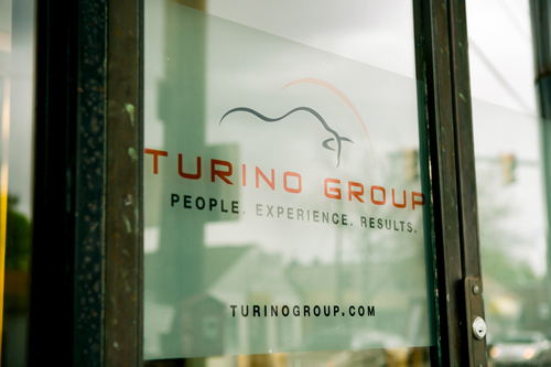 Image result for the turino group logo Providence, RI