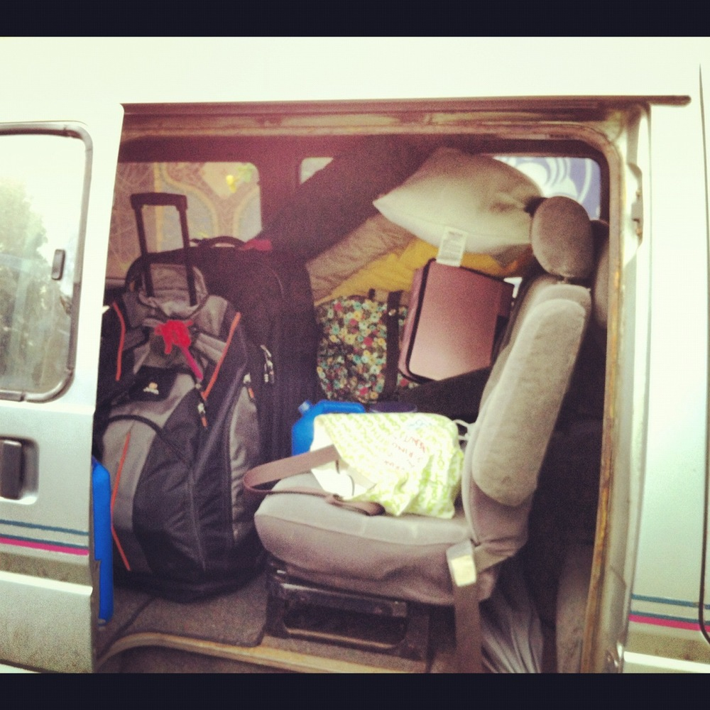 everything left in a van.jpg