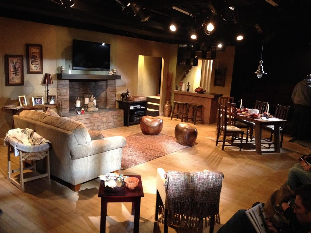 "Set from ""The Pain and The Itch"""