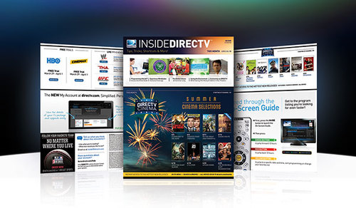 DIRECTV Monthly Newsletter