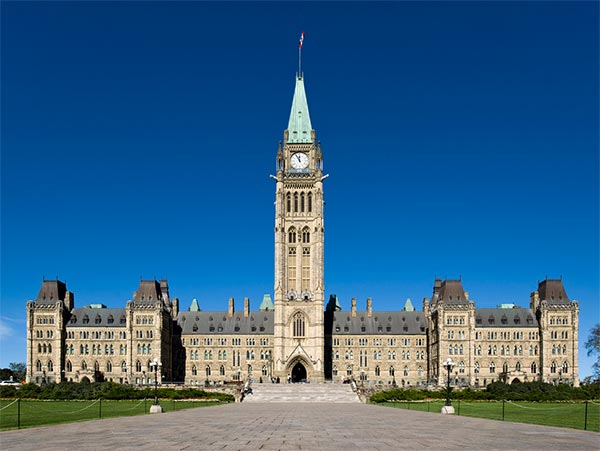 PARLIAMENT OF CANADA PHOTO SAFFRON BLAZE / WIKIMEDIA COMMONS