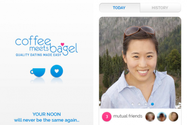 Bagel online dating