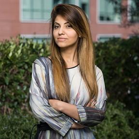 "Umaimah Mendhro  Founder & CEO VIDA (aquired by Cimpress)  ""A global partnership of co-creators""    i   t"
