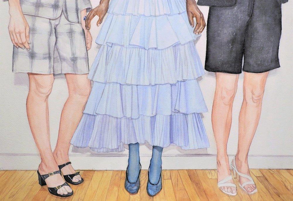 Fashionable Legs