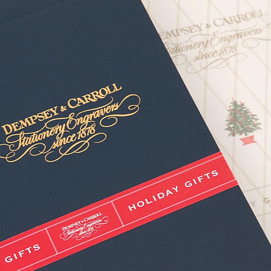 Dempsey & Carroll. Retail Catalog.