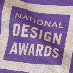 Smithsonian National Design Awards. Identity.