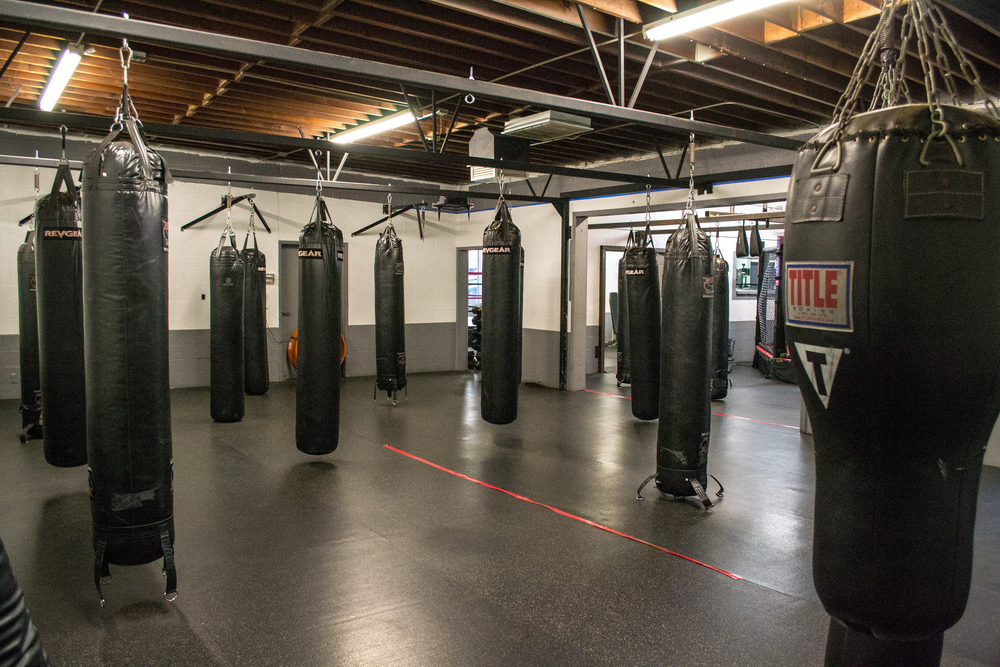Heavy Bag Room