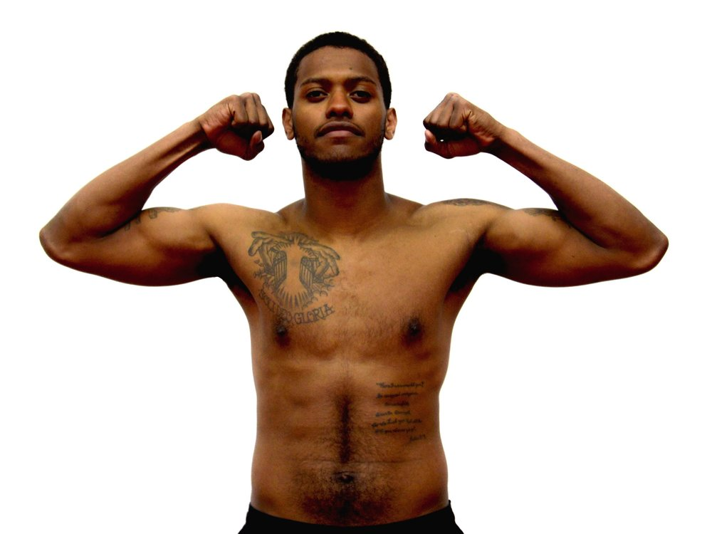 Erick Blue   - Amateur Boxing Fighter  - 170lbs  - Set to Debut in Spring 2019