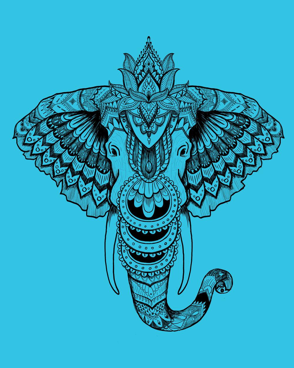 Elaborate Elephant