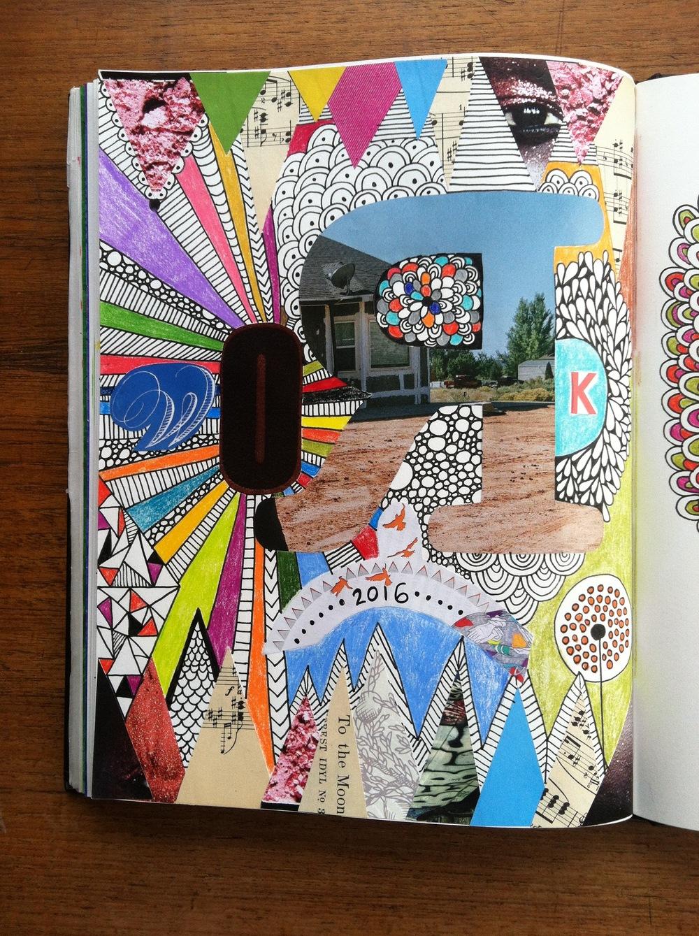 2016 WORK collage