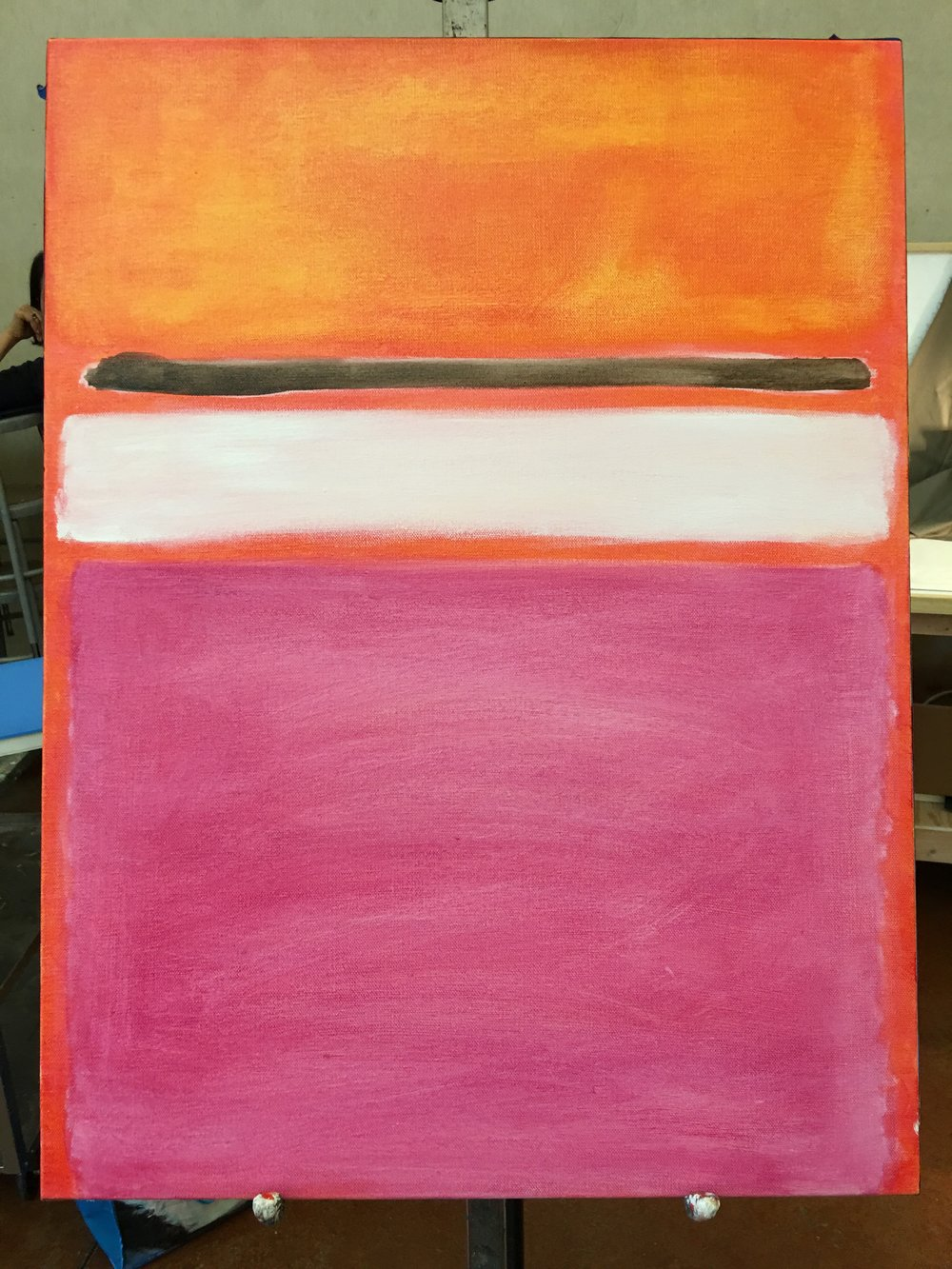 March 2017 :: Wannabe Rothko