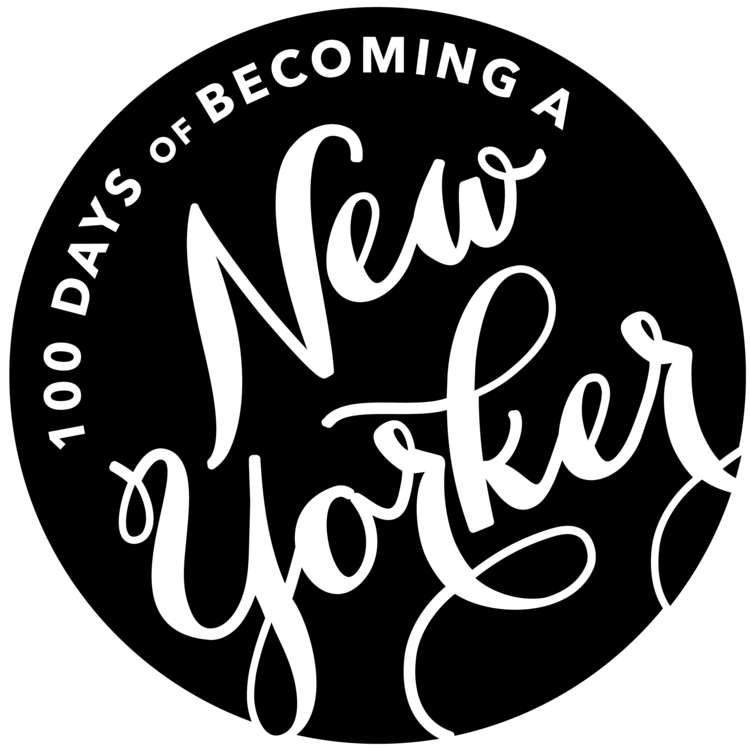 Becoming a New Yorker